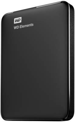 WD Elements Portable USB 3.0 500GB External Hard Disk Image