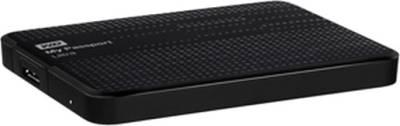 WD Passport Ultra 2.5 inch 2 TB External Hard Drive (Black)