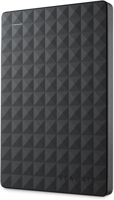 Seagate 1 TB Wired External Hard Disk Drive(Black) at flipkart