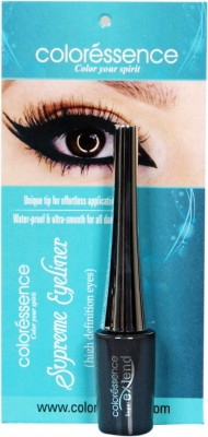 Coloressence Pearl Eyeliner 9 ml(Aquamarine Blue)  available at flipkart for Rs.199