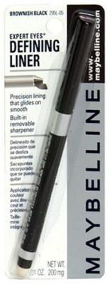 Maybelline Expert Wear Defining Liner Brownish Black 0.2 g(Brown)