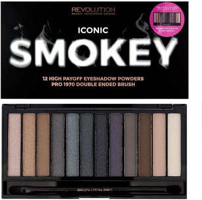 Makeup Revolution Redemption 13 g(Iconic Smokey)