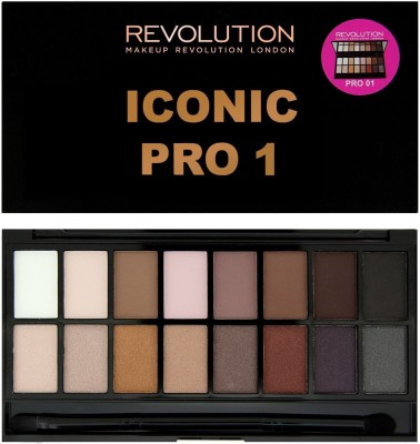 Makeup Revolution Iconic Pro 1 16 g(Multicolor) at flipkart