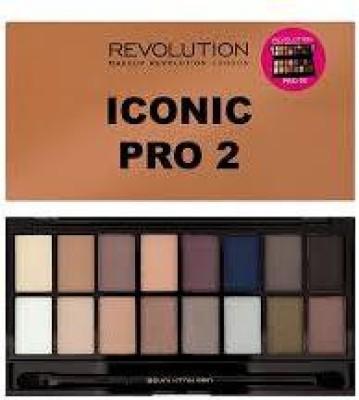 Makeup Revolution Salvation Palette 16 g(Iconic Pro 2) at flipkart