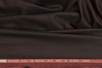 Raymond Viscose Solid Trouser Fabric(Un-stitched)