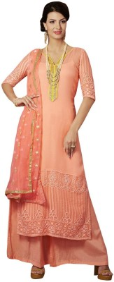 Paroma Art Georgette Printed Salwar Suit Dupatta Material Un stitched