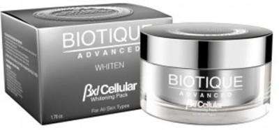 Biotique Bxl Cellular Milk Protein Whitening Pack 50gm