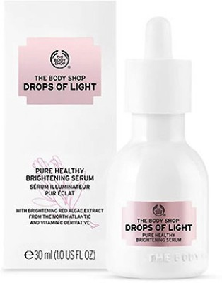 The Body Shop Drops Of Light Pure Healthy Brightening Serum 30ml