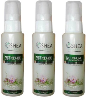 Oshea Herbals Neempure Anti Acne & Pimple Serum 50 Ml(Pack of 3)(150 ml) at flipkart