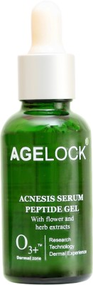 O3+ agelock Acnesis Serum Peptide Gel(30 ml)  available at flipkart for Rs.1700