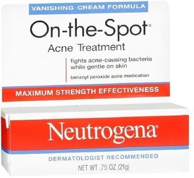 Neutrogena 1790  On The Spot Acne Treatment - Best Price in India | priceiq.in
