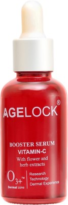 O3+ agelock Vitamin C Booster(30 ml)  available at flipkart for Rs.1400