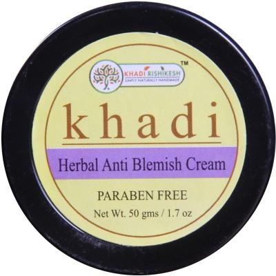 Khadi Rishikesh Anti Blemish Cream - 50 g