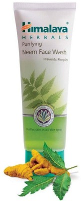 Himalaya Herbals Purifying Neem Face Wash 100ml