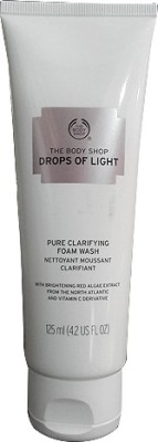 The Body Shop Drops Of Light Brightening Cleansing Foam 125ml