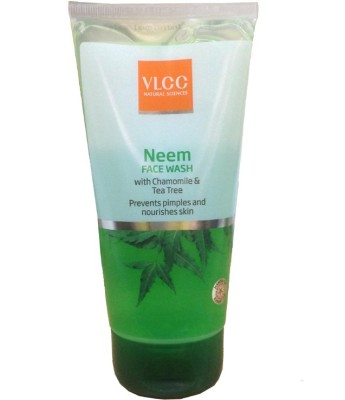 VLCC Neem  Face Wash(150 ml)  available at flipkart for Rs.124