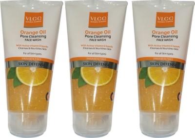 VLCC Orange Oil Pore Cleansing  Face Wash(300 ml)
