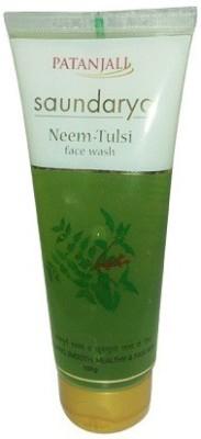 Patanjali Saudarya Neem-Tulsi  Face Wash(100 g)