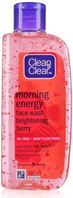Clean & Clear Morning Energy Berry  Face Wash(100 ml)