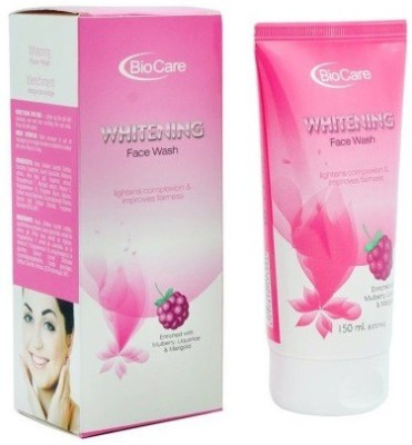 Biocare Whitening Face Wash(150 ml)  available at flipkart for Rs.158