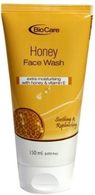Biocare Honey Face Wash(150 ml)  available at flipkart for Rs.149