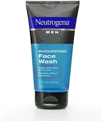 Neutrogena Men Invigorating Face Wash (3 Pack) Face Wash(150.807 ml)