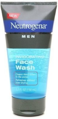 Neutrogena Men Invigorating Face Wash (Pack Of 2) Face Wash(150.807 ml)