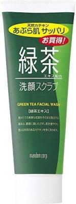 Gatsby Mandom Corp Green Tea Facial Wash Face Wash(100 g)