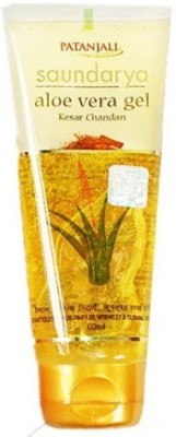 Patanjali Saundarya Aloe Vera Gel (Pack of 3) Face Wash(60 ml)