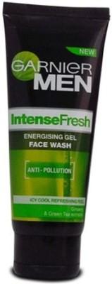 Garnier Men Oil Clear Matcha D-Tox Face Wash (100GM)