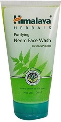 Himalaya Neem  Face Wash(100 ml)  available at flipkart for Rs.169