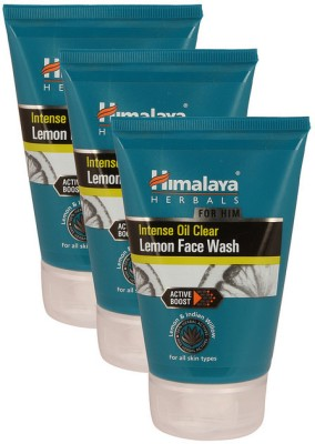 Himalaya Lemon Face Wash(300 ml)