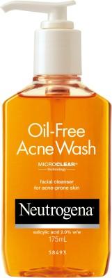 Neutrogena Oil-Free Acne Wash Micro Clear, 175ml