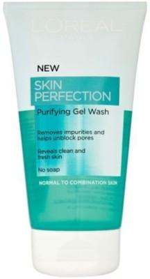 L'Oreal Paris Skin Perfection Purifying Gel Face Wash(150 ml) at flipkart