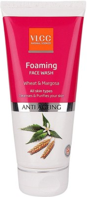 VLCC Foaming Wheat & Margosa Face Wash