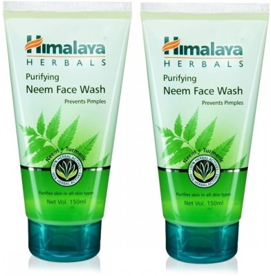 Himalaya Purifying Neem - (Pack of 2) Face Wash(300 ml)