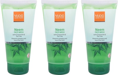 VLCC Chamomile & Tea Tree Face Wash(450 ml)