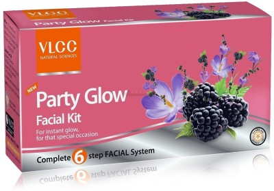 VLCC Party Glow Facial Kit, 60gm