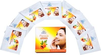 Pavo Papaya Facial Kit 49 g  available at flipkart for Rs.135