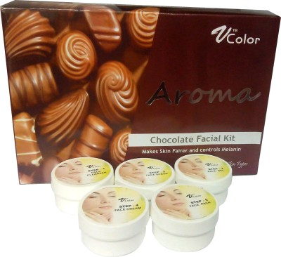 Nature S Chocolate Facial Kit