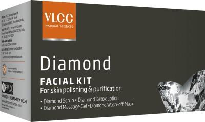 VLCC Diamond Facial Kit (60gm) (Set Of 6)