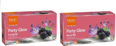 VLCC Party Glow Facial Kit 60 g(Set of 2)