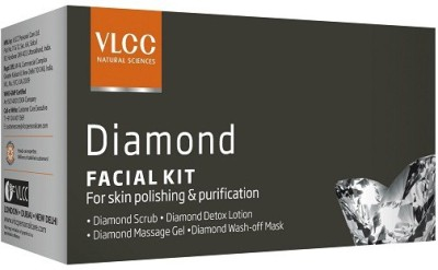 VLCC Diamond Facial Kit, 30 g(Set of 4)
