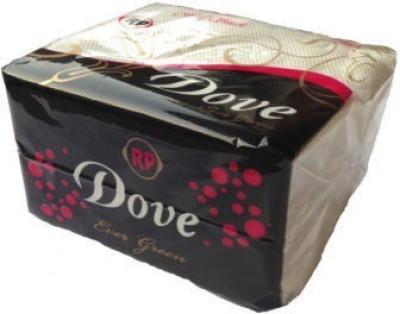 GoodsBazaar Dove Facial Tissue Paper(Pack of 5)  available at flipkart for Rs.168