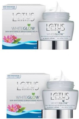 Treeology White & Glow Express Day Cream (Pack Of 2)(60 g)