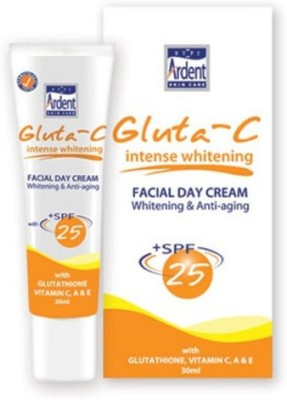 Gluta-C Intense Whitening Facial Day Cream With Anti-Aging & Skin Whitening Cream(30 ml)