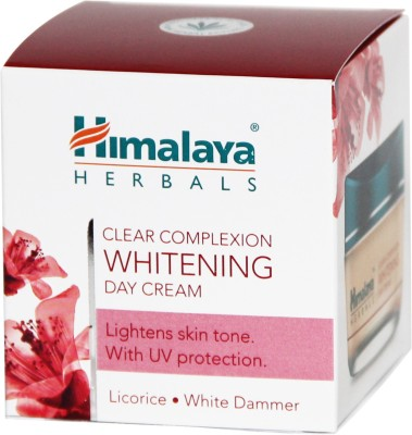 Himalaya Clear Complexion Whitening Day Cream For Unsiex 50gm