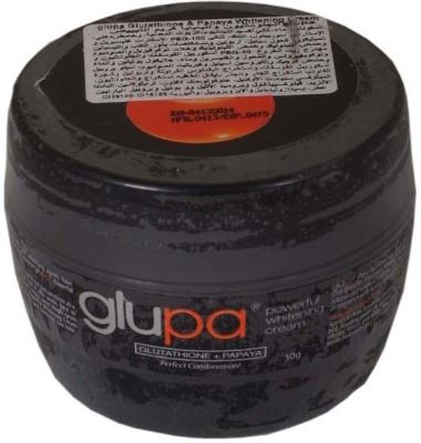 Glupa Glupa Skin Whitening Herbal cream with papaya & Glutathione AMZ0055(30 g) at flipkart