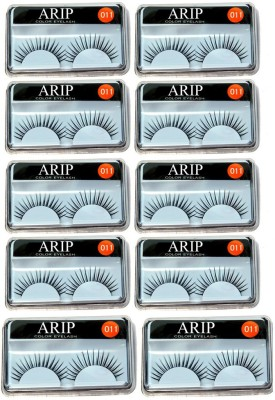 AARIP Styling Eyelash Day and Night Pack(Pack of 12) at flipkart