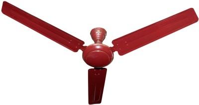 Bajaj Tezz 1200 mm 1200 mm 3 Blade Ceiling Fan(Brown, Pack of 1) at flipkart